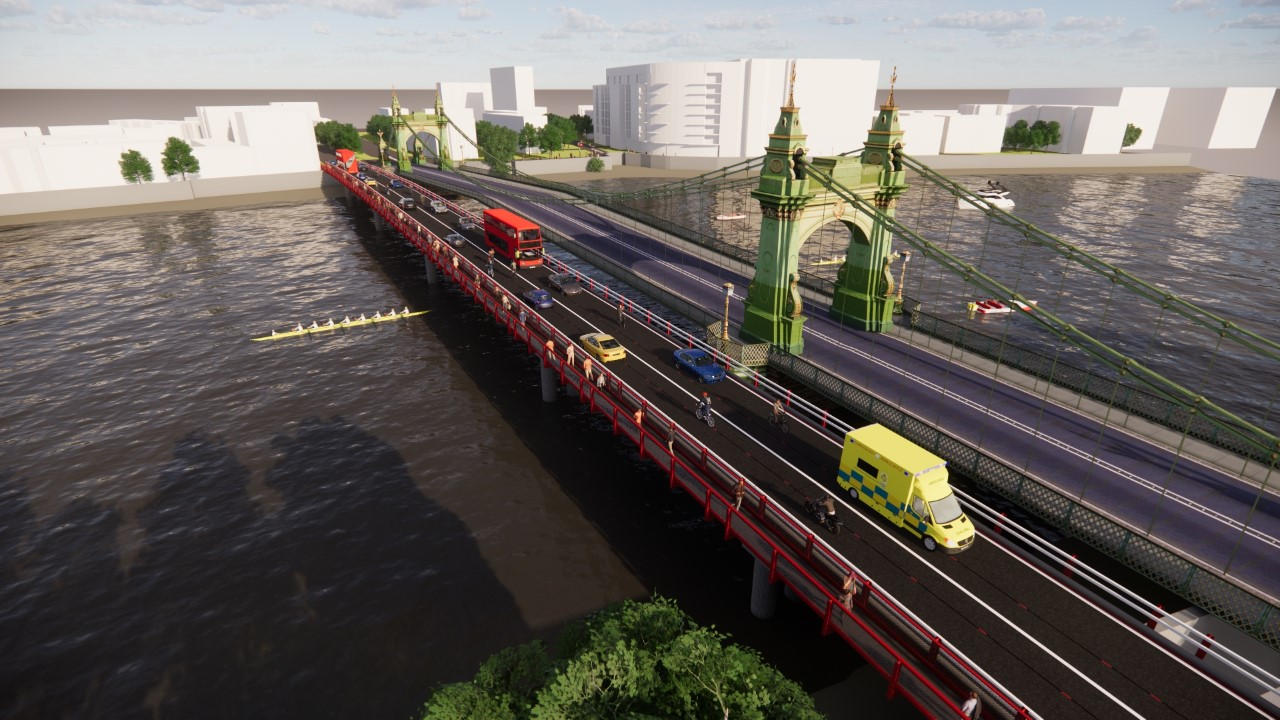 Beckett Rankine Temporary Road Bridge Proposal