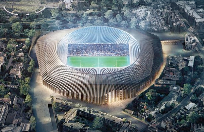 Stamford Bridge Redevelopment Receives Planning Approval
