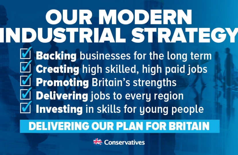 Our Modern Industrial Strategy