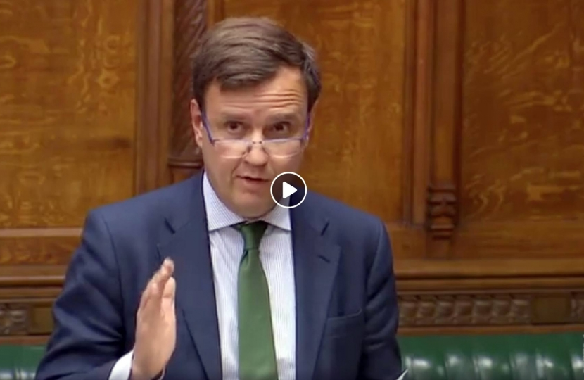 Greg Hands MP's speech against Heathrow expansion