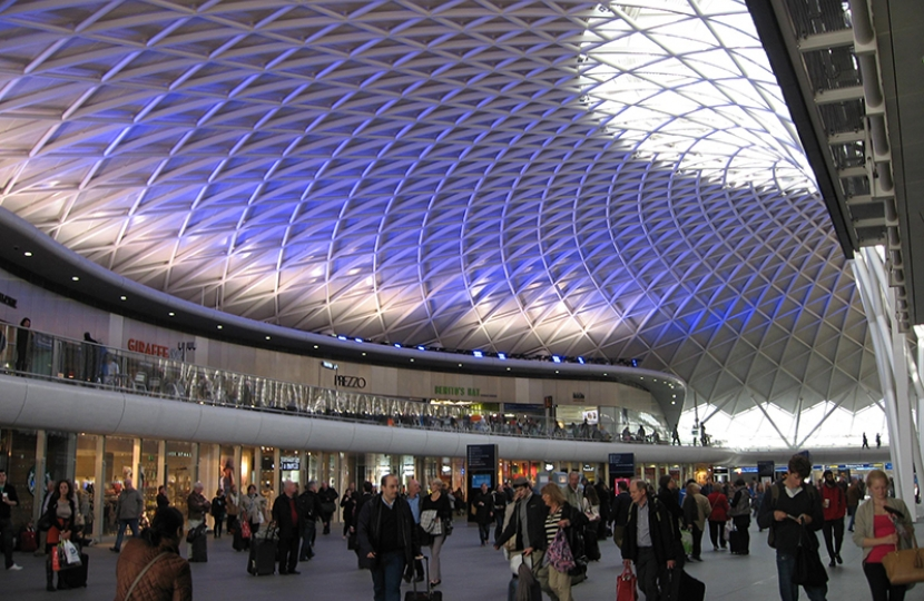 Government starts Sale of its Investment in King's Cross Central Development