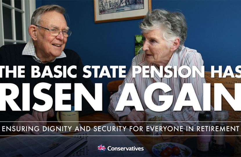 New State Pension set to deliver dignity in retirement for people across Chelsea