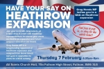 Have your say on Heathrow expansion