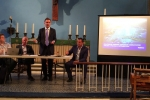 Embedded thumbnail for Greg's hosts public meeting to fight Heathrow Third Runway