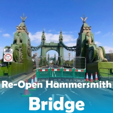 Re-Open Hammersmith Bridge